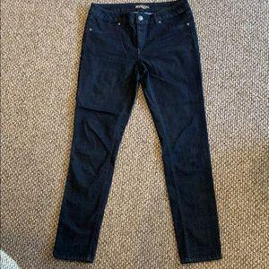d. jeans Skinny Dark Wash Jeggings